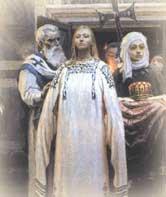 Sainted Ukrainian Princess Olga