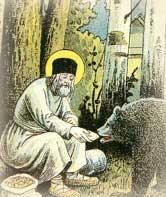 St. Seraphim of Sarov, Renowned Staret