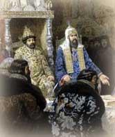 Deposing Autocratic Patriarch Nikon