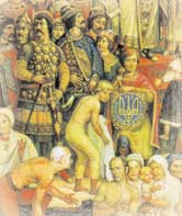 Vladimir Led Ukrainians through Baptism