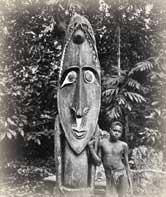 John Geddie Sailed for Polynesia