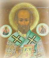 The Body of St. Nicholas Lay in Myra