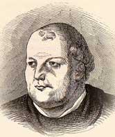 Johann von Staupitz, Luther's Confessor