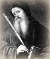 Monastic Innovator, Benedict of Nursia