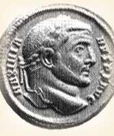 Emperor Galerius Issues Edict of Toleration