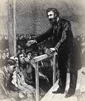 1st Salvation Army Sermon Preached in a Torn Tent