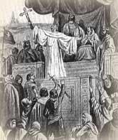 Xerigordon's Crusaders Were Surrounded