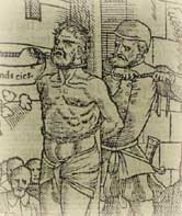 Translator William Tyndale Strangled and Burned