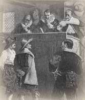 Massachusetts Law Against Quakers