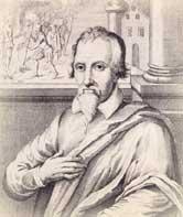 Michael Servetus Burned for Heresy