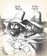 Gunpowder Plot Discovered
