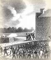 Murder of Abolitionist Elijah P. Lovejoy