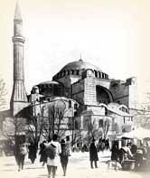 Consecration of Hagia Sophia
