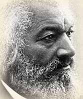 Former Slave Frederick Douglass