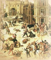 Huguenots: Driven out of France