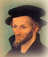 Melanchthon, the Number Two