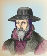 John Foxe and His Book of Martyrs
