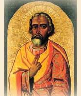 St. Simon (Commonly Called the Zealot)
