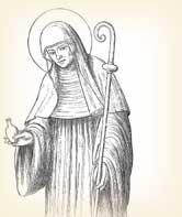 Walburga, Foremost German Abbess
