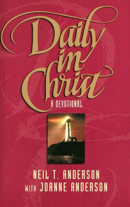 In christ devotional from neil anderson christian bible devotions
