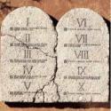Counting the Ten Commandments