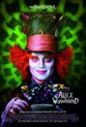 Tim Burton's Wild Imagination Put to Good Use in <i>Alice in Wonderland</i>