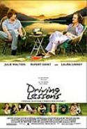 Director Takes Wrong Turn With <i>Driving Lessons</i>