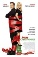 Family Dysfunction Takes Center Stage in <i>Four Christmases</i>