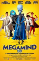 Dreamworks' <i>Megamind</i> a Familiar but Funny Trip