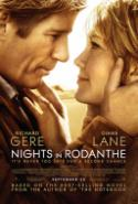 Slow-Moving <i>Rodanthe</i> Doesn't Defy Expectations