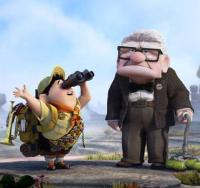 An Unlikely Hero Lifts Disney Pixar's <i>Up</i>