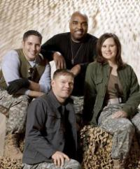 4TROOPS:  Singing for Those Who Serve