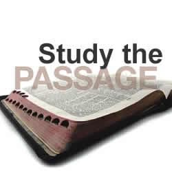 Study the Passage: The vital step in preparing powerful sermons