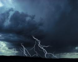Theological Thoughts from a Thunderstorm
