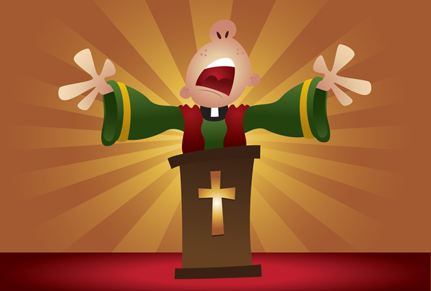 10 Signs You're In for a Long Sermon