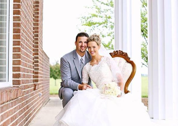 Phillip Collingsworth Ties The Knot