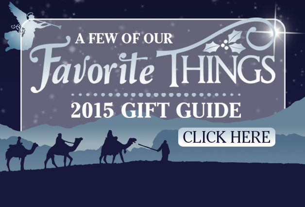 A Few of Our Favorite Things Christmas Gift Guide