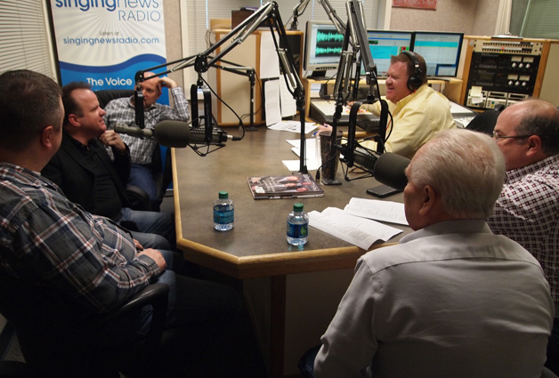 Bob Brumley, Gary Casto, Darrin Vincent- In Studio- Part 1