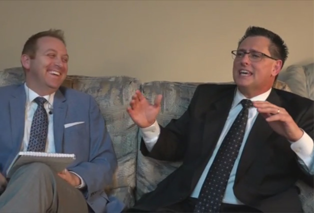 Gus Gaches- On The Couch With Fouch
