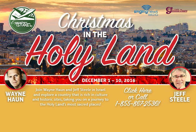 Experience The Holy Land at Christmas