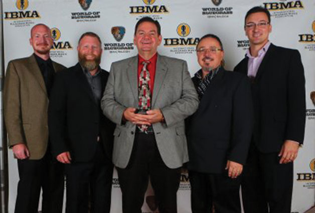 Joe Mullins Wins Multiple IBMA Awards, Appointed IBMA Chairman