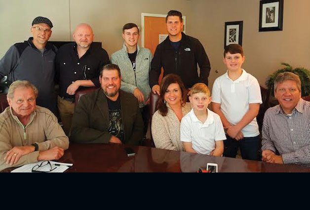 Jordan Family Band Signs With Skyland Records