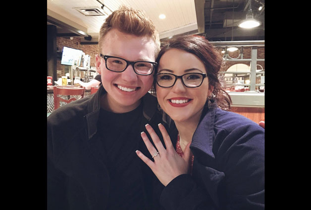 Hinson Family's Jordy Engaged To Logan Smith