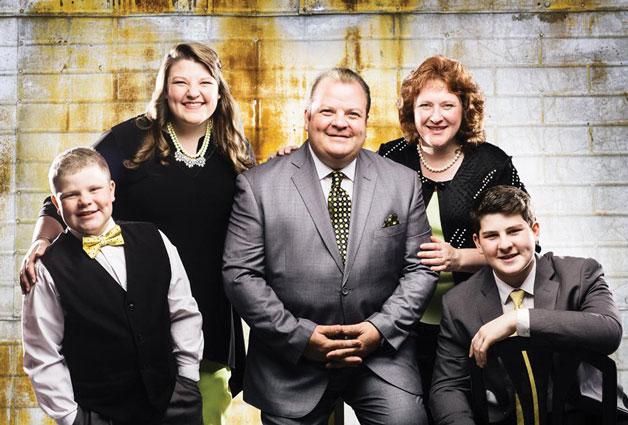 The Mark Dubbeld Family Joins Monarch Talent Management