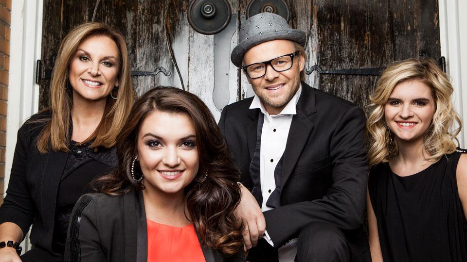 The Nelons on Singing News Radio - Part 3