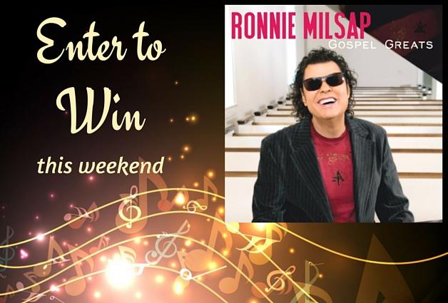 Ronnie Milsap Gospel Greats