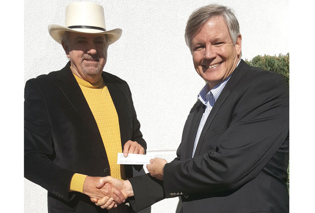 SGMA Receives Generous Donation
