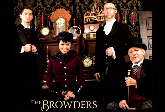 The Browders on Singing News Radio - Part 1