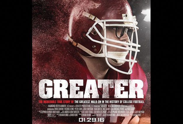 "Brumley Music Plays Pivotal Role In ""GREATER"""