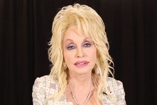 DOLLY PARTON ANNOUNCES MY PEOPLE FUND